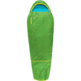 Grüezi-Bag Grow Colorful Sacos de dormir Niños, gecko green